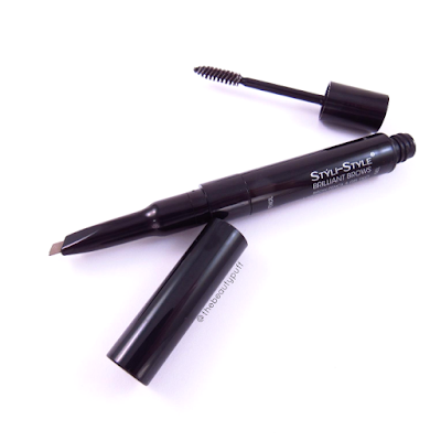 styli-style brilliant brows - the beauty puff