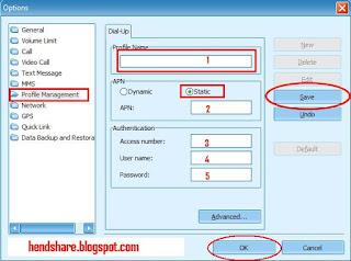 Cara Setting Internet Modem Untuk Kartu Telkomsel Tri XL Axis dan Im3