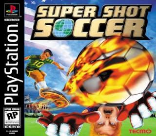 Download Super Shot Soccer PS 1