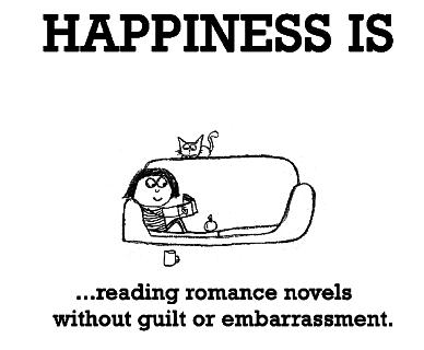 ¿Vergüenza por leer novela romántica?