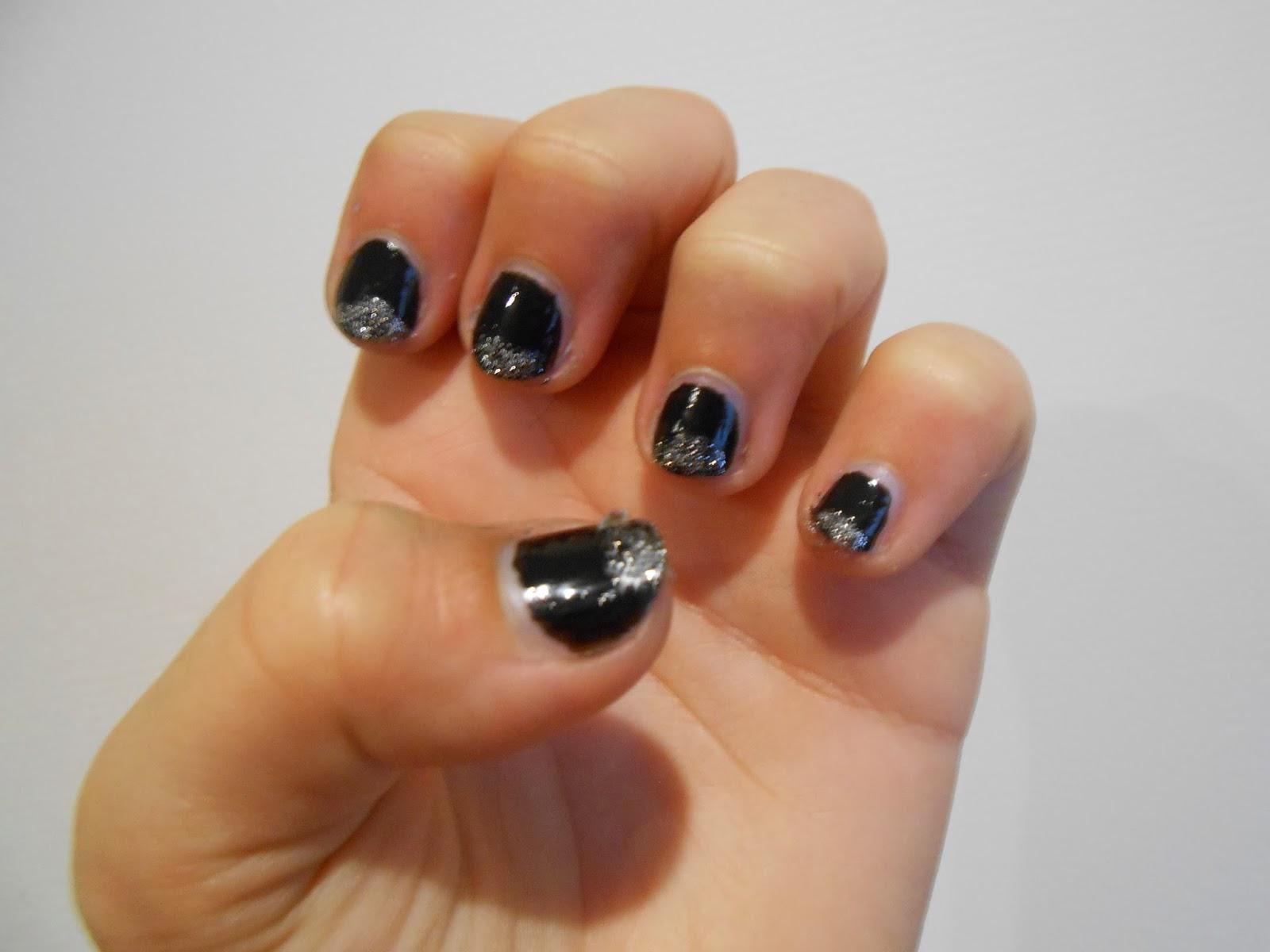 Beauty Nails Easy Nieuwjaar Nageldesign