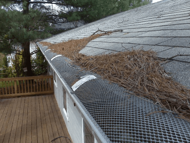 Home Smiley Homemade Rain Gutter Vs Hiring A Professional