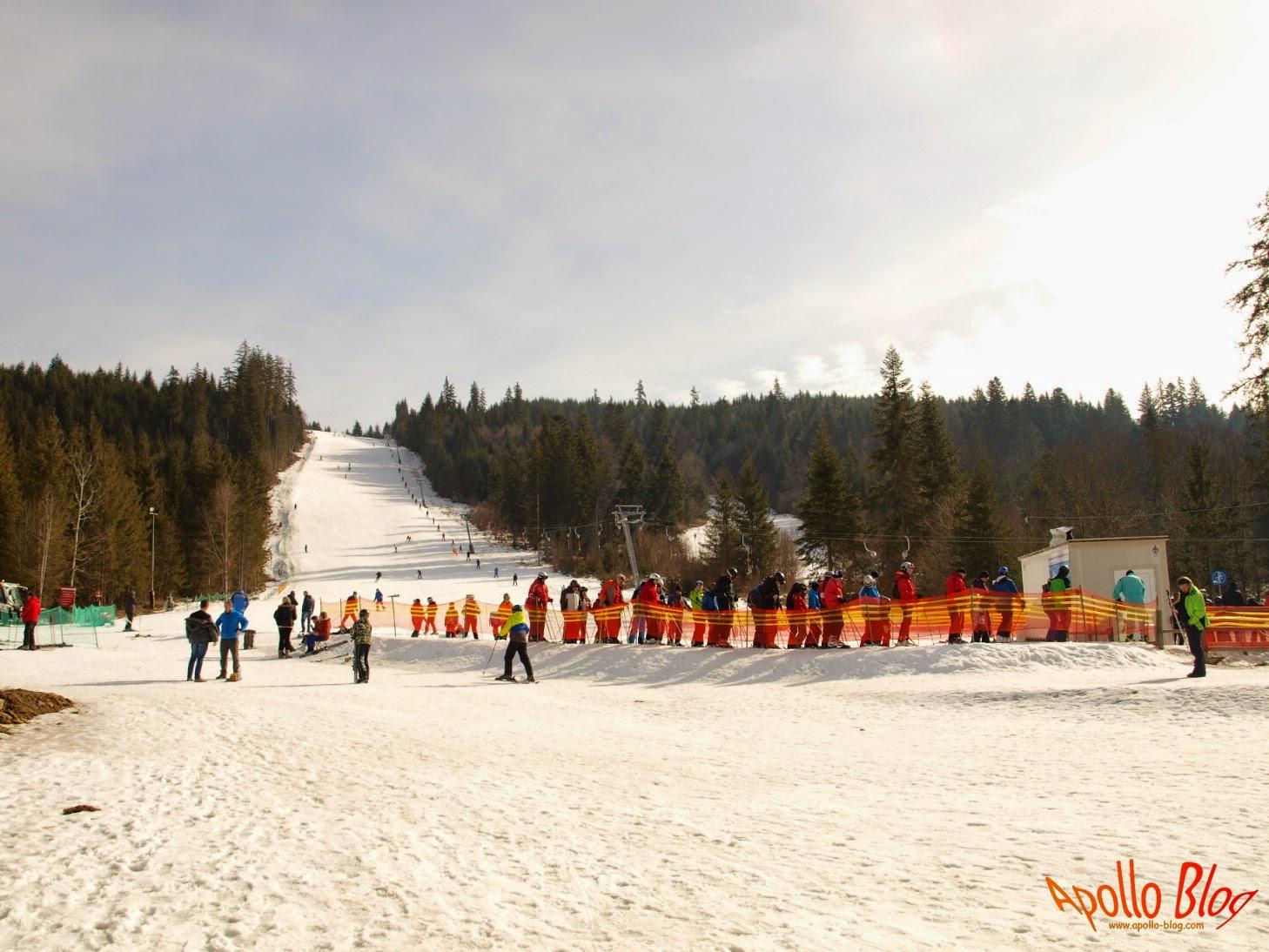 Partia de schi Speranta