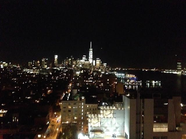 Le Bain meilleur rooftop new-york au standard hotel sur la highline