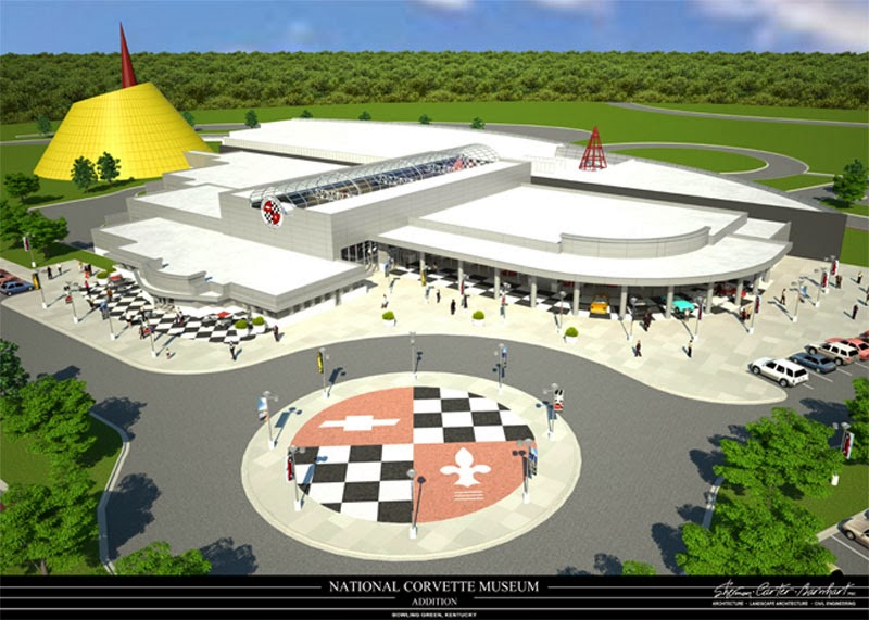 breaking news sinkhole opens inside of the national corvette museum. Cars Review. Best American Auto & Cars Review