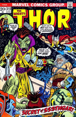 Thor #212, Sssthgar