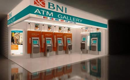 Cara Isi Pulsa XL Telkomsel Indosat via ATM BNI