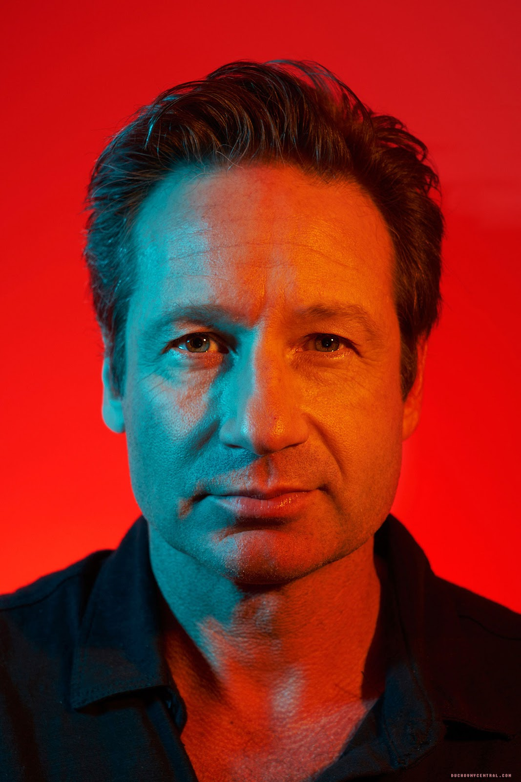 Duchovny Central : X-F...