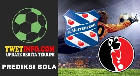 Prediksi Heerenveen vs Helmond Sport