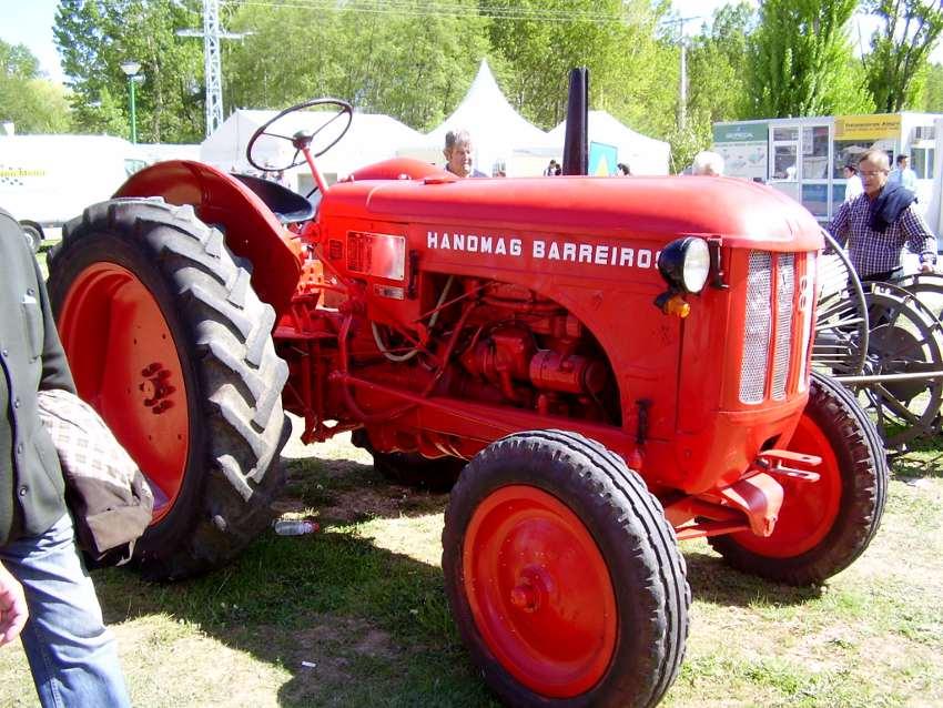 Fotografias Tractores Antiguos