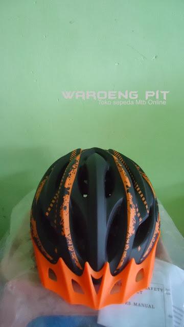 Jual Helmet Wim Cycle sepeda balap murah 2
