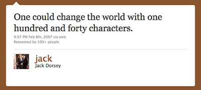 Twitter's Jack Dorsey on 140 Characters