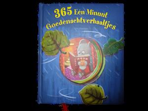 365 Een minuut Goedenachtverhaaltjes