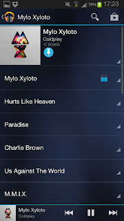 Mylo Xyloto su Google Play Music