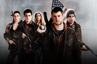 Red Dawn 2012 Characters HD Wallpaper