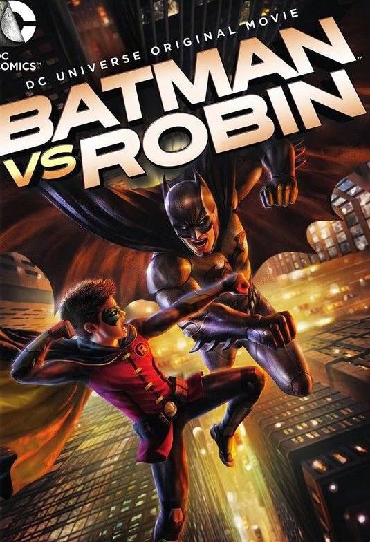 Người Dơi Và Robin - Batman Vs. Robin (2015)