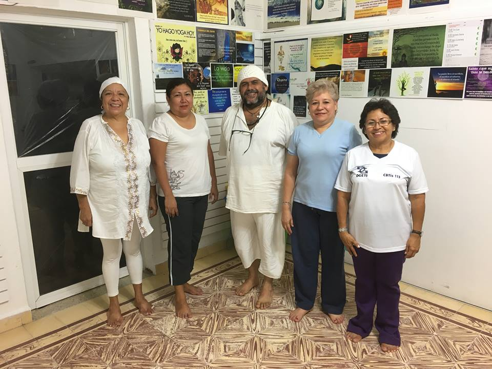 LAS CHOAPAS STUDIO DE KUNDALINI YOGA Y MEDITACION