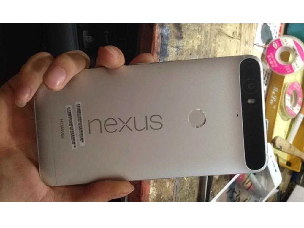 Huawei Nexu 6P pictures