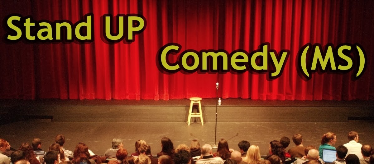 Stand Up Comedy Ms