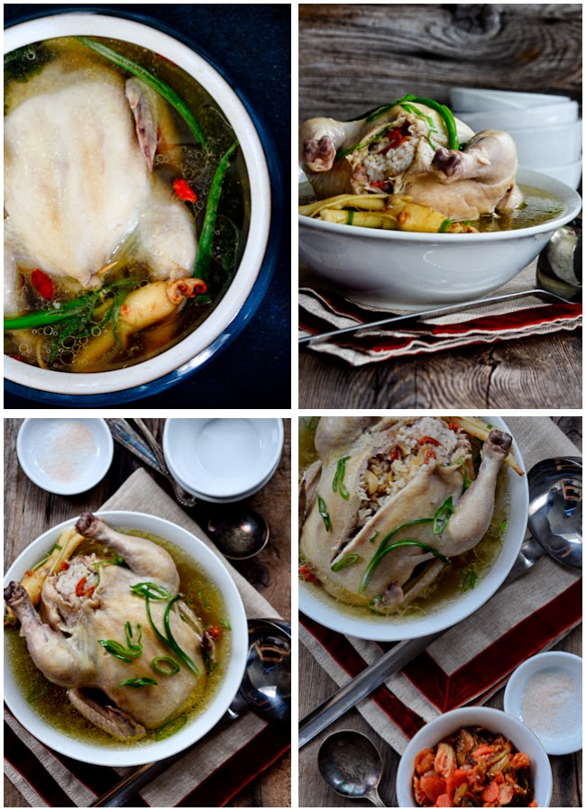 Asian Style Chicken Soup I Make Over Over Again Letsheatit