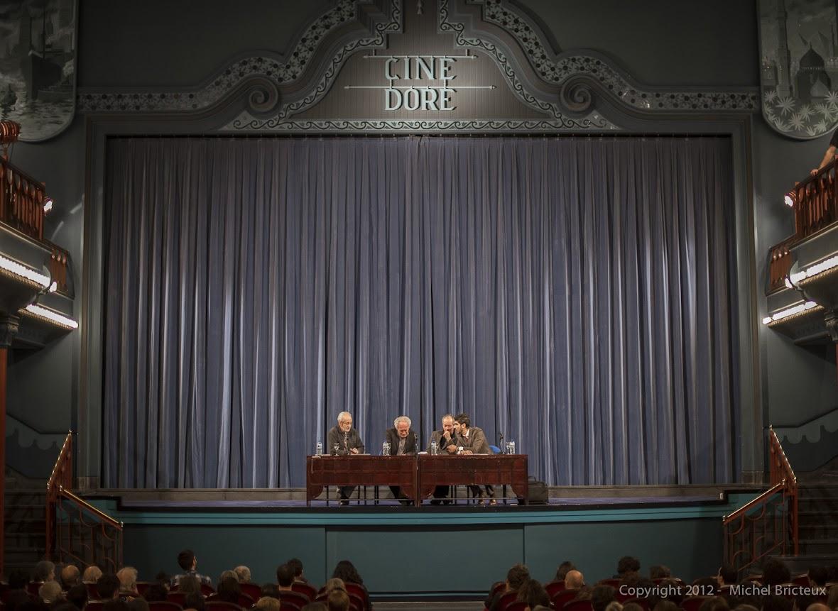 Jean-Pierre et Luc Dardenne à la Filmoteca de Madrid
