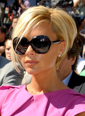 Victoria Beckham Hairstyles