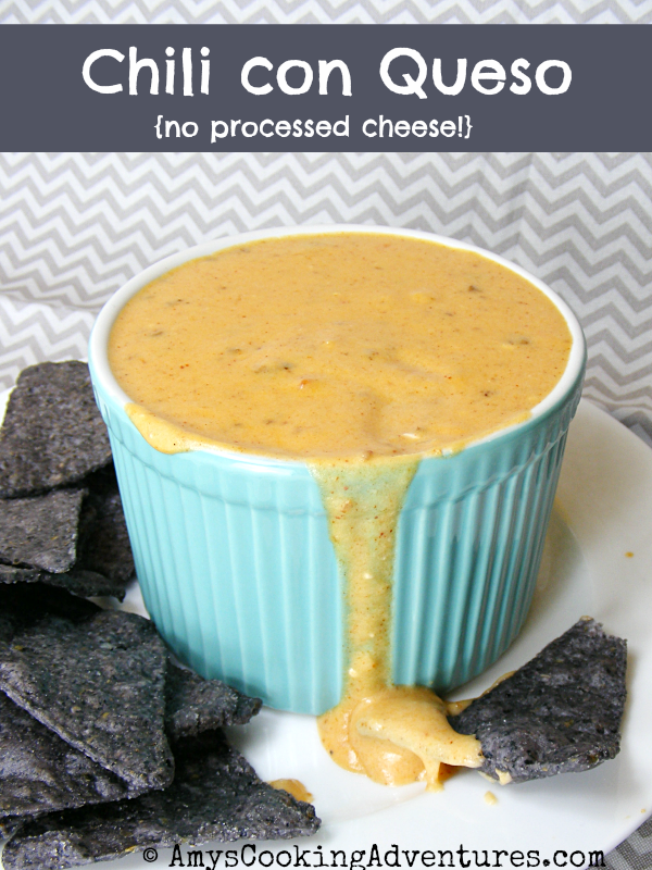 So it's no surprise that welove queso around here.