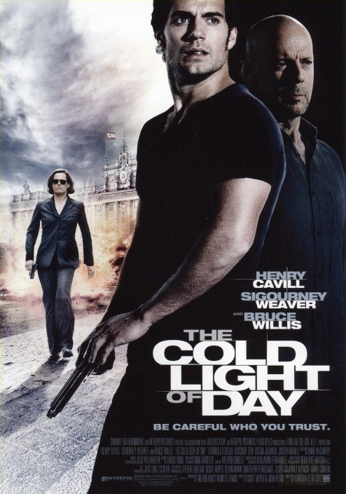 Filme Poster The Cold Light of Day DVDRip XviD & RMVB Legendado