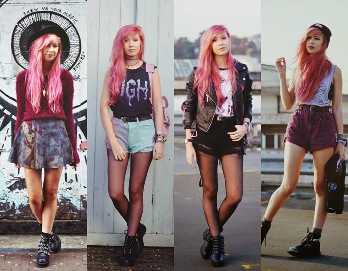 Blogueira Estilosa: Amy Valentine