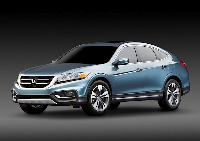 Honda Crosstour Concept photos 2013