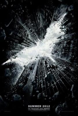 The Dark Knight Rises 2012. Los primeros posters y carteles.
