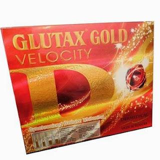 GLUTAX 300G GOLD VELOCITY