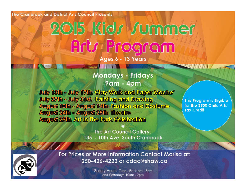 Summer Arts Camps