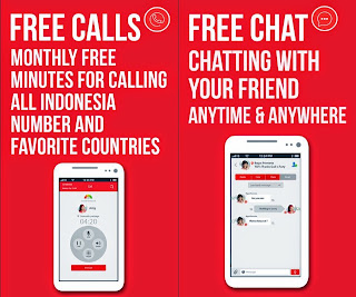 Cara Telepon dan SMS Gratis ke Semua Operator dengan Android 24 jam