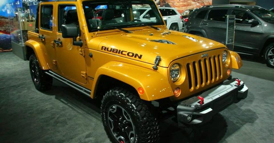 Autos Am 201 Ricaines Blog Jeep Parlons Du 2018 Wrangler Et