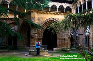 Monasterio de Veruela Cisterciense Aragón