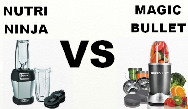 ninja kitchen system pulse vs magic bullet