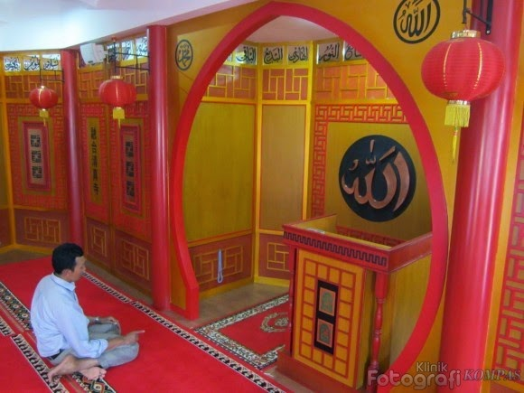 Potret Kerukunan Muslim Keturunan China di Perayaan Imlek