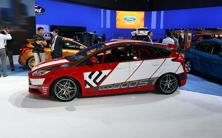 2012 Ford Focus Race Car Concept