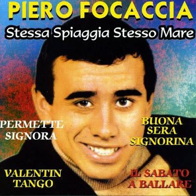 Sanremo 1974 - Piero Focaccia - Valentintango