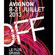 Avignon off 2013... ses affiches...son patrimoine architectural... 1