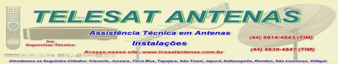 TELESAT ANTENAS