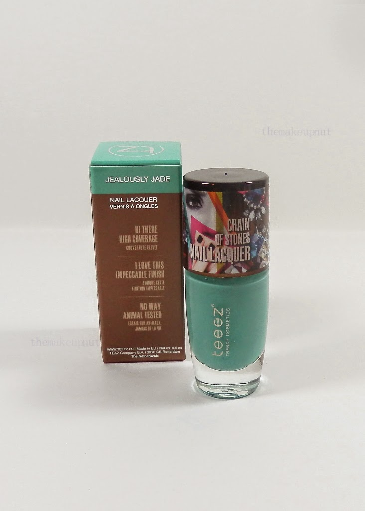 June 2014 Topbox Teeez Trend Cosmetics - Jealousy Jade