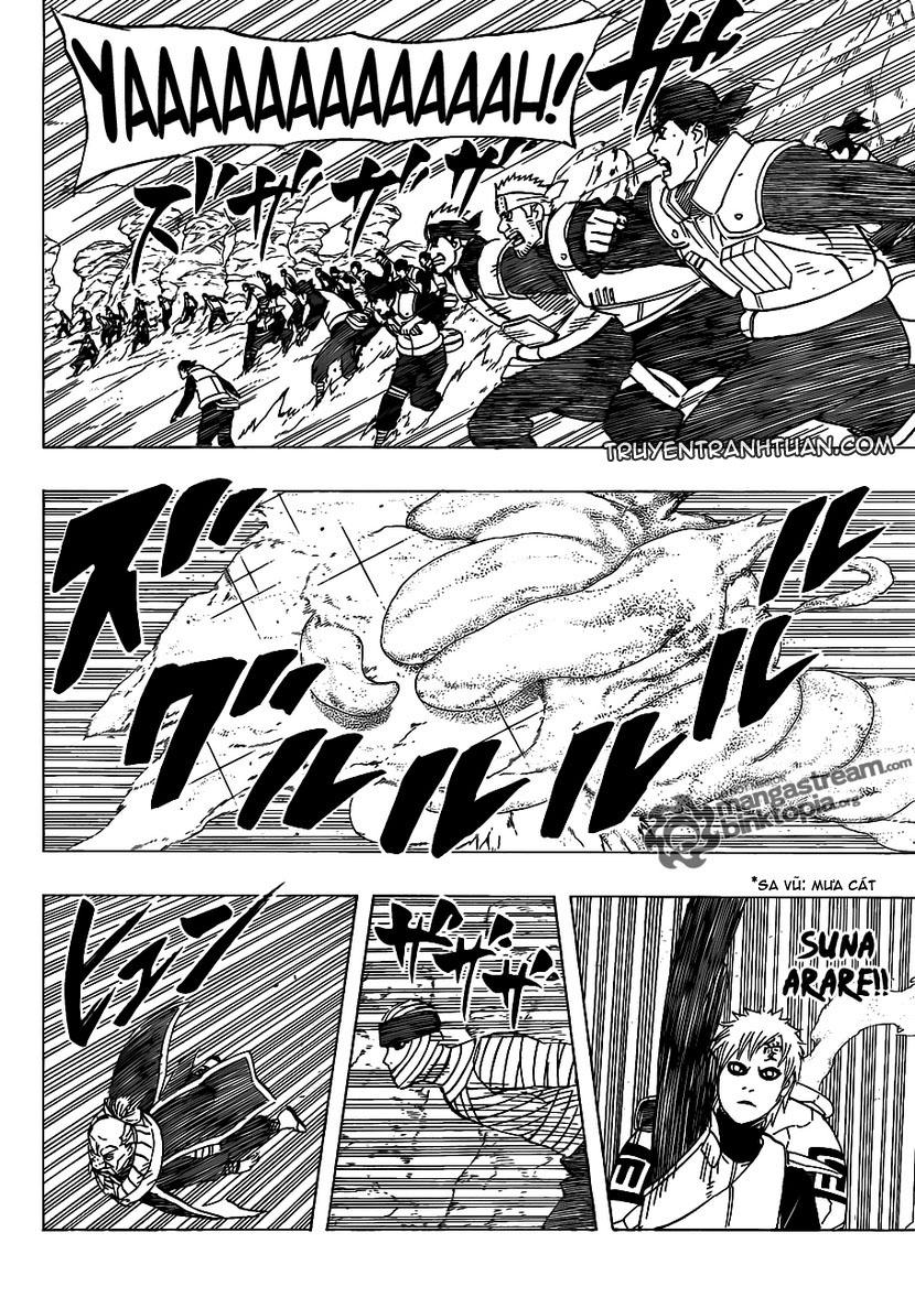 Naruto - Chapter 547 - Pic 11