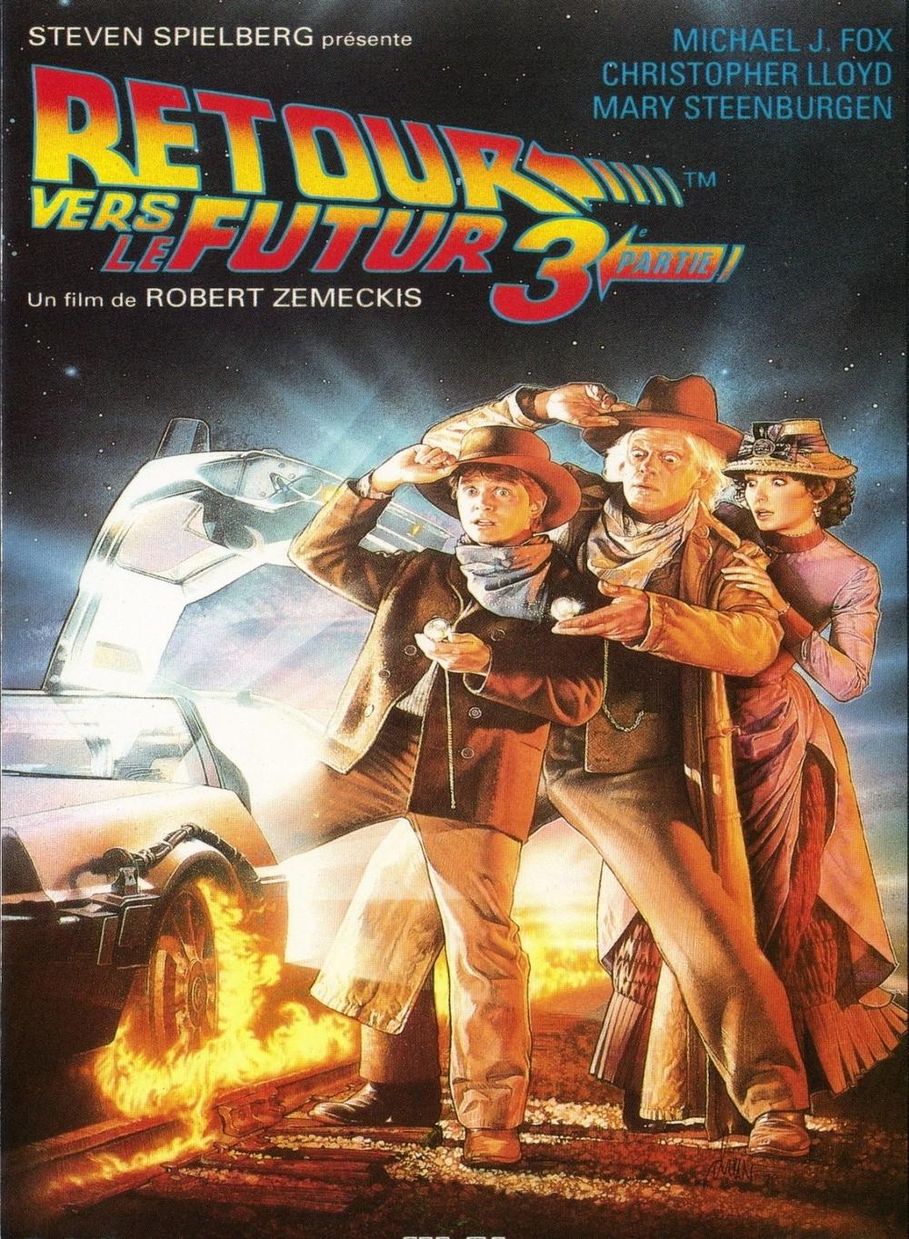 Retour Vers Le Futur I...