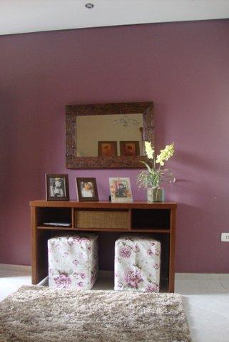 Lilian carvalho pintura for Sala de estar pintura