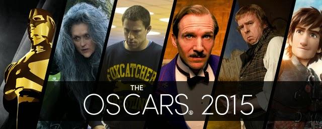 lista de nominados al oscar 2015 mejor pelicula nominaciones