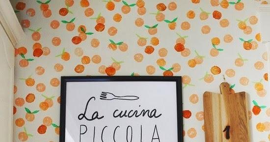 Como decorar las paredes de la cocina portal de manualidades - Decorar paredes de cocina ...