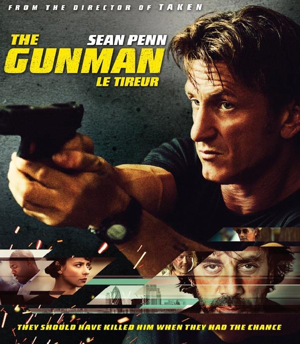 THE GUNMAN (2015) กันแมน คนเหี้ยมคืนสังเวียนฆ่า [MASTER][1080P HQ] [เสียงไทยมาสเตอร์ 5.1]