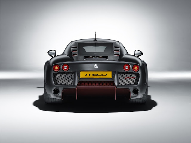 NOBLE M600  The Noble M600 is a handbuilt British supercar made by Noble Automotive in Leicestershire. Noble M600 is made from stainless steel and carbon fibre and Noble M600 uses a twin turbocharged Volvo V8